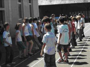 Danse école primaire
