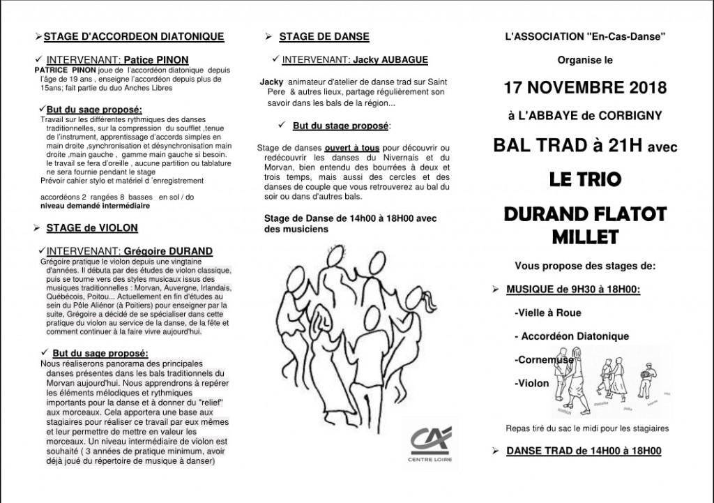 Corbigny_stage diato, violon et danse