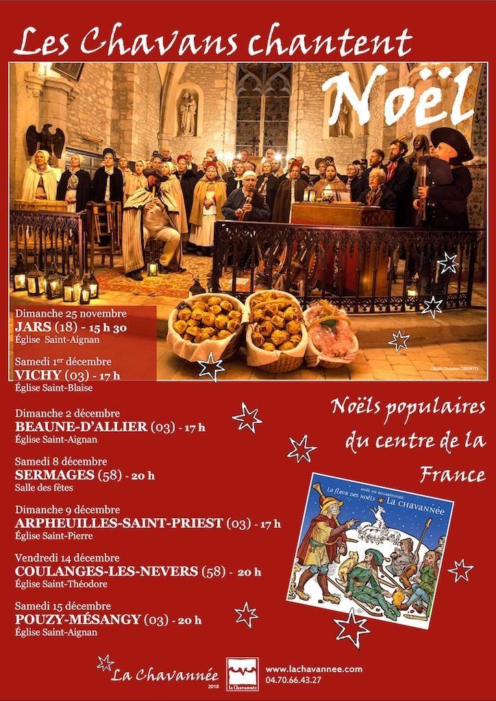 Chavannée_concerts de Noël_2018